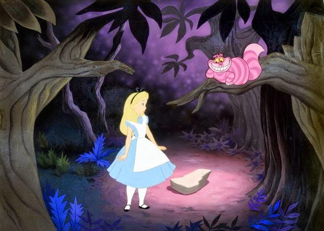 O Gato da Alice no País das Borboletas - Estação Vagalume